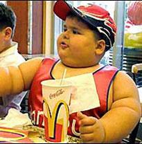 infancia con obesidad