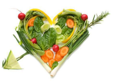 corazon de vegetales