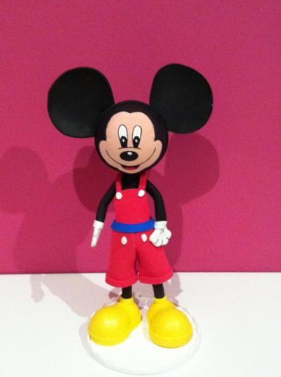Fofuchas de Mickey Mouse moldes - Imagui