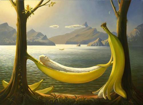 paisaje de fruta