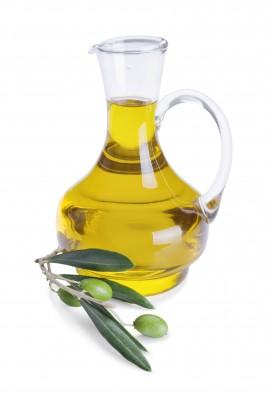 Jarra de aceite de oliva