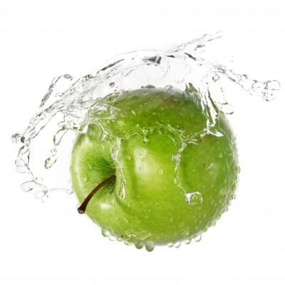 lavado de fruta