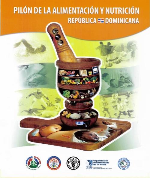Guías alimentarias República Dominicana