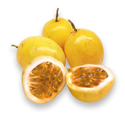 passiflora edulis fruto