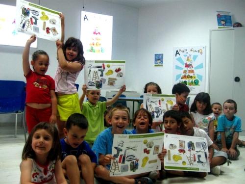 escuela de niños