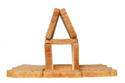casita de pan