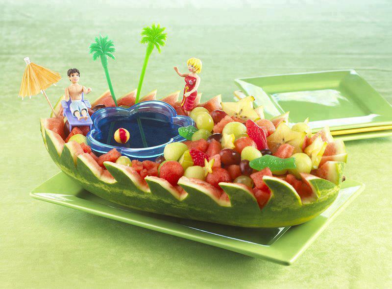 Ensalada De Frutas Para Nios Consejo Nutricional