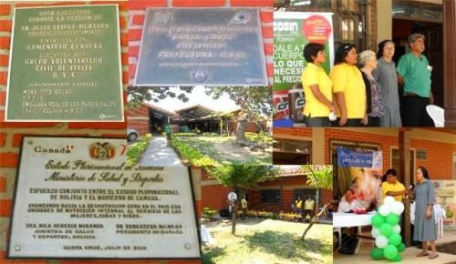centro de recuperacion nutrcional santa cruz bolivia