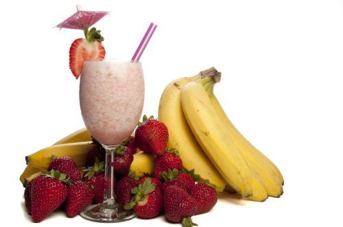 zumo de frutas variado