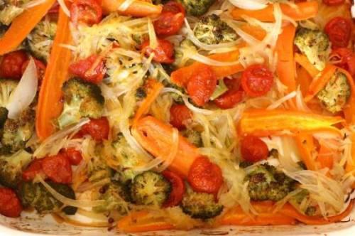 receta de verdura y patata