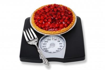 el peso de una tarta