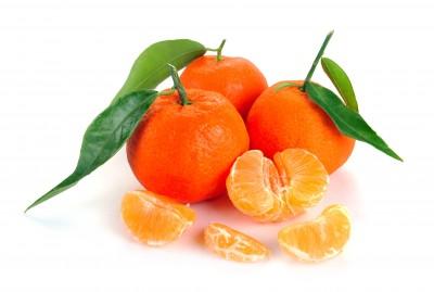 hibrido de naranja y mandarina