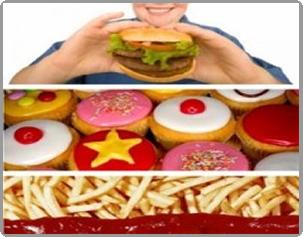 alimentos insalubres