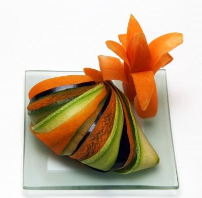 Las Verduras En La Decoración Consejo Nutricional
