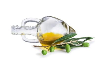 olivas verdes