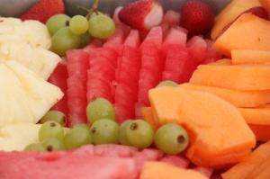La poesía en la alimentación. Fruta-fresca