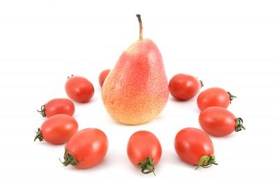 diseño de vegetales