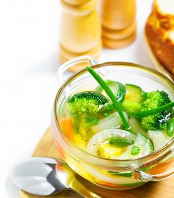 caldo de hortalizas