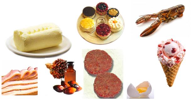 Qu son las grasas saturadas y en qu alimentos se