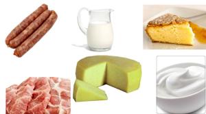 alimentos ricos en saturadas 2
