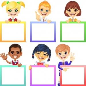 infancia multicolor