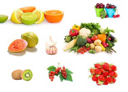frutas, verduras, hortalizas