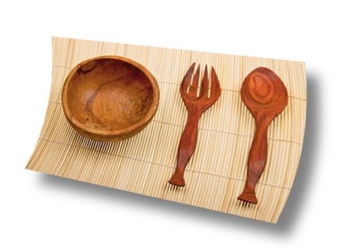 menaje de madera