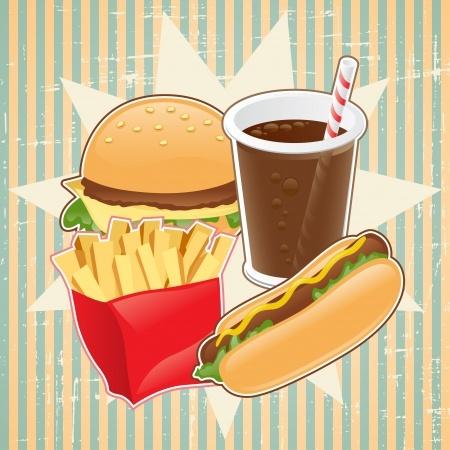fasta food