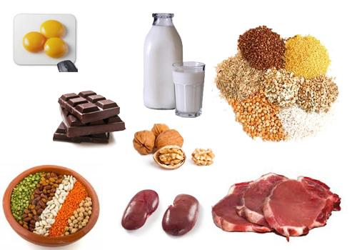 fuentes alimentarias de biotina