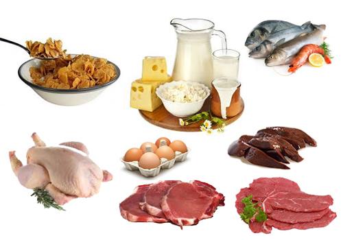 Alimentos ricos en vitamina b12 consejo nutricional - Alimentos q contienen vitamina b ...