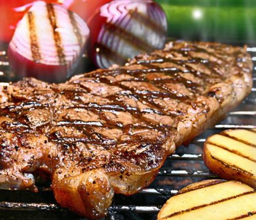carne a la brasa