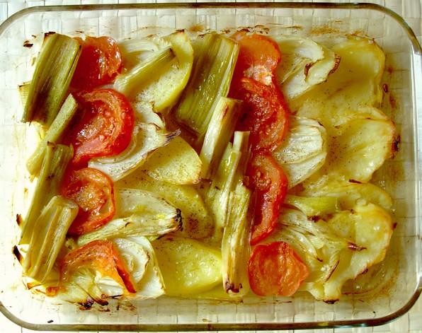 El horno en el cocinado de los alimentos consejo for Cocinar gambas al horno