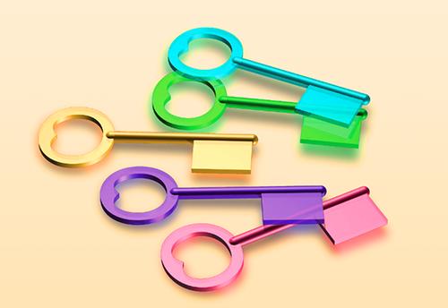 5 llaves