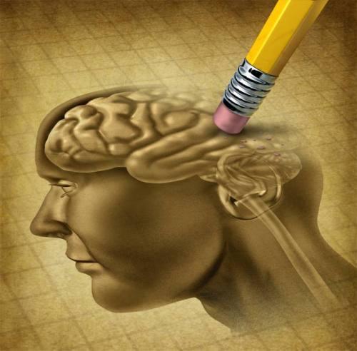 borrando un cerebro