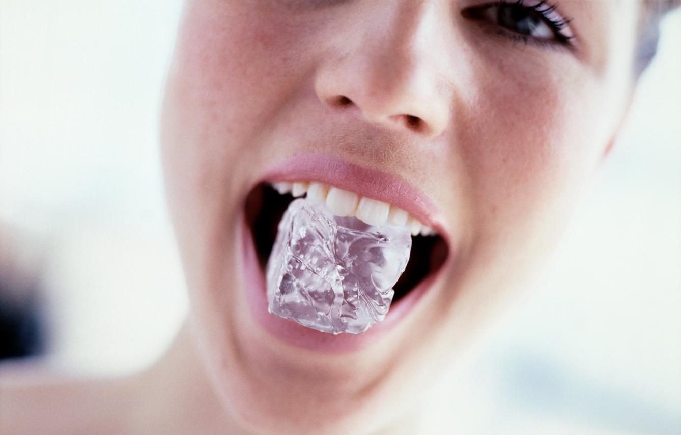 Is Eating Ice Like Drinking Water