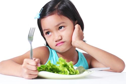 evitación de alimentos