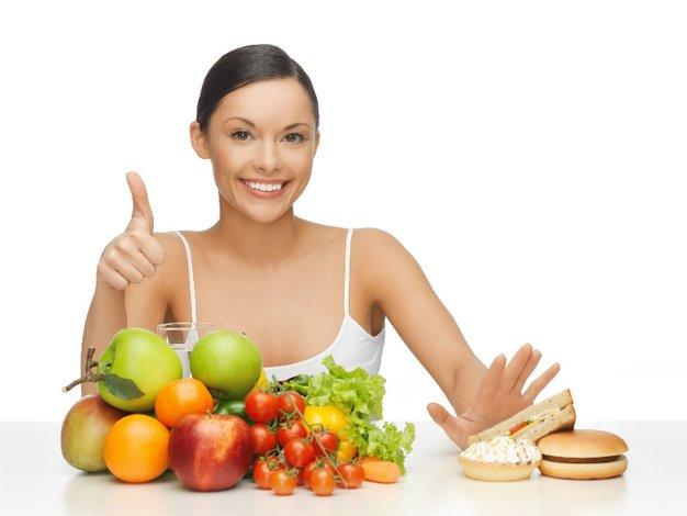 питание для похудения при занятиях спортом меню