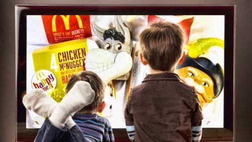 anuncios infantiles